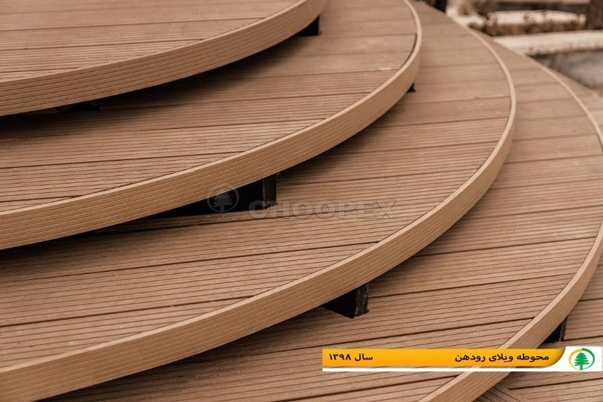 چند دلیل کاربرد چوب پلاست در فضای باز!