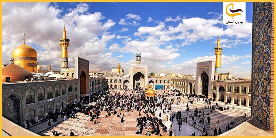 راهنمای خرید بلیط هواپیما ارزان مشهد