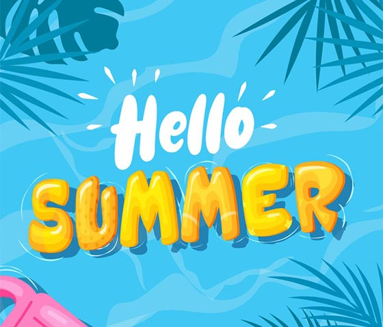 زیباترین متن های ادبی درباره تابستان + جملات کپشن و استوری فصل گرما
