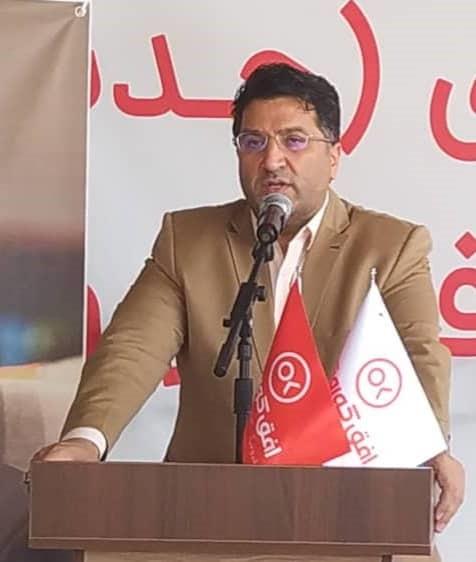 افتتاح و بهره برداری از فاز دوم انبار مرکزی افق کوروش در کرمانشاه