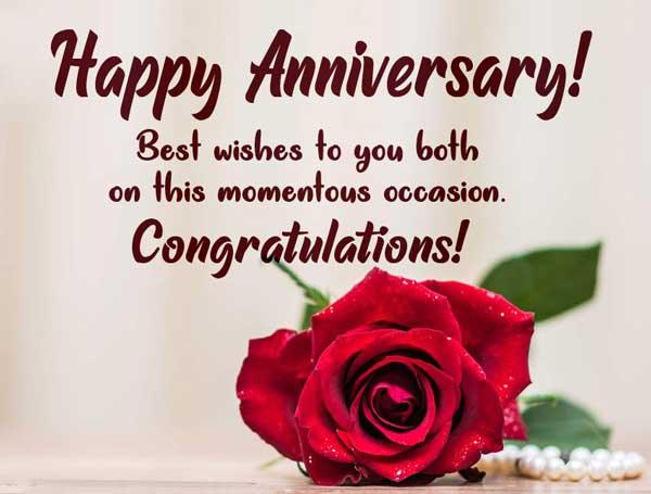 متن تبریک سالگرد ازدواج به انگلیسی و با ترجمه فارسی
