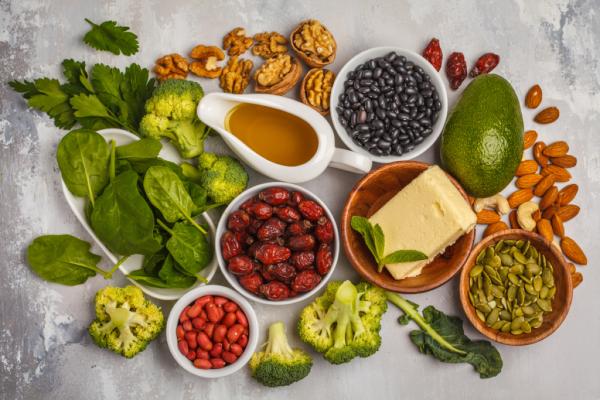 ۱۰ ماده غذایی سرشار از توکوفرول