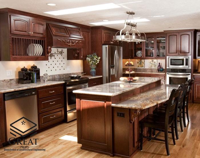 نکات مهمی که باید برای خرید کابینت آشپزخانه بدانید!