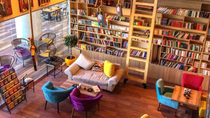 بهترین کافه کتاب های مشهد