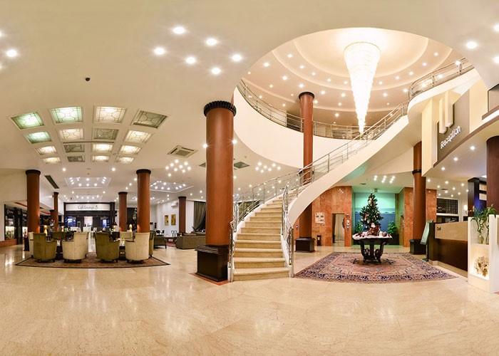 سفر به کیش و اقامت در هتل شایگان