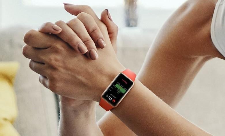 دستبند هوشمند هواوی بند ۶
