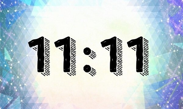 معنی ساعت جفت