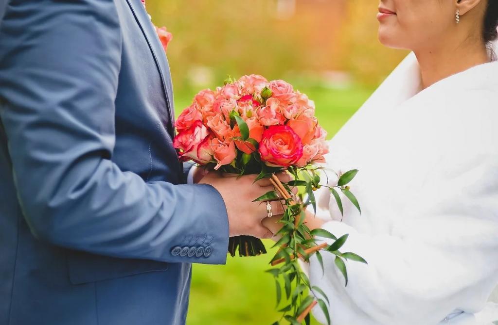تبریک رسمی ازدواج همکار