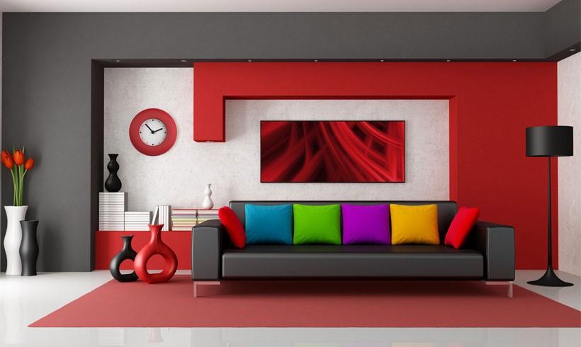 معرفی طراحی داخلی و مقایسه ی آن با دکوراسیون داخلی در شرکت مهران طاهری